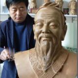 供应肖像雕塑_孔子雕像_毛泽东雕像