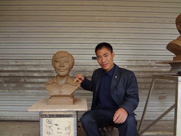 供应山东雕塑师