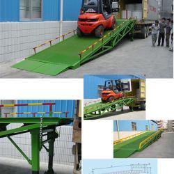 供應東莞移動式卸貨平台