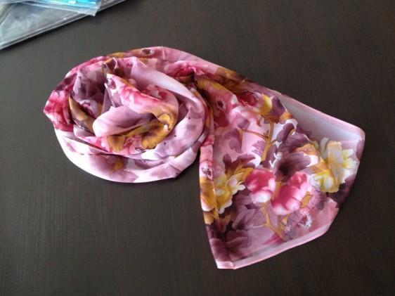 供应丝巾保健丝巾远红外方丝巾
