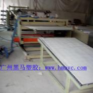 广州PVC橱柜板图片