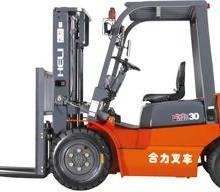 供应南京2吨柴油叉车/南京合力内燃叉车图片