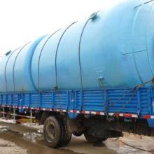 供应玻璃钢立式平底带爬梯操作平台储罐 厂家直销批发