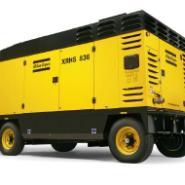阿特拉斯XRHS836移动空压机图片