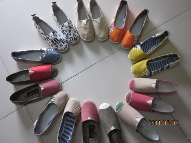 toms凉鞋