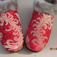 老北京布鞋棉鞋女鞋冬天保暖鞋厚底
