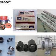 KSB和NTT导热油泵配件图片