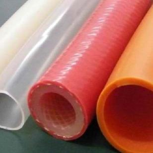 耐磨食品级硅胶管图片