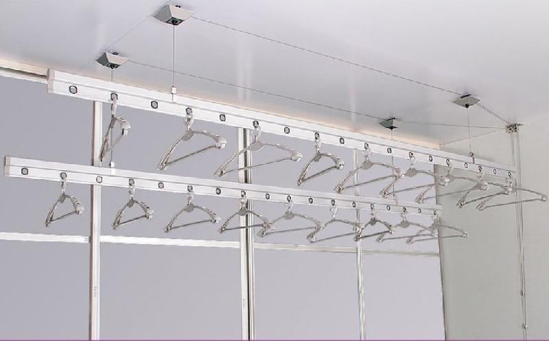 供应福田区不锈钢衣杠隐形防护网防蚊纱窗销售安装维修服务中心