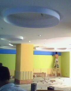 龙华区装修二手房装修吊顶装修中心图片
