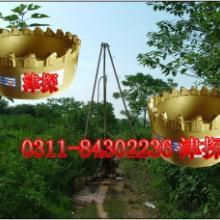 供应西藏自治区地质勘查钻探钻井钻头图片