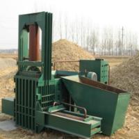 供应120吨秸秆打包机、卧式稻草打包机