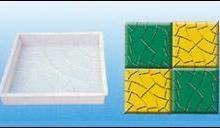 供应方形彩砖塑料模盒 彩砖模盒 彩砖方形彩砖塑料模盒彩砖模盒彩砖