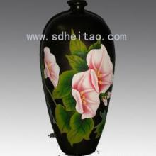 供应优质的黑陶工艺品图片