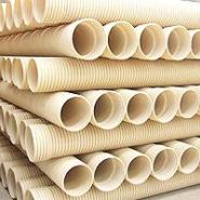 山东威海PVC给水管材图片