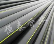 乳山长期生产PE燃气管材图片