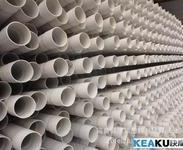 辽宁丹东优质PVC给水管材图片