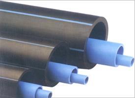 东阿聚乙烯PE排污管生产商图片