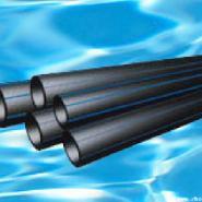 烟台大口径PE给水管材图片