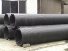 沈阳市优质PE双平壁塑钢复合缠绕管图片