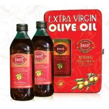 供应北京铁质橄榄油礼盒批发价格