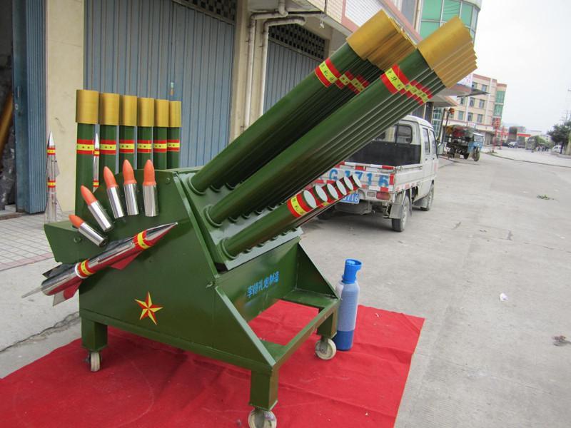 供应节庆用品车载礼炮