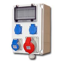 供应电源插座箱 防水插座箱 工业插座箱电源插座箱防水插座箱