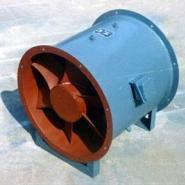DZ低噪音岗位式轴流风机图片