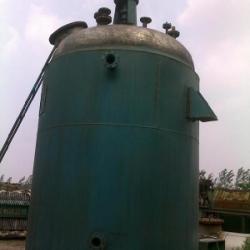 供應二手10立方不鏽鋼反應罐二手10立方不鏽鋼反應罐