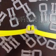 打包带专用PP打包扣塑料打包扣图片