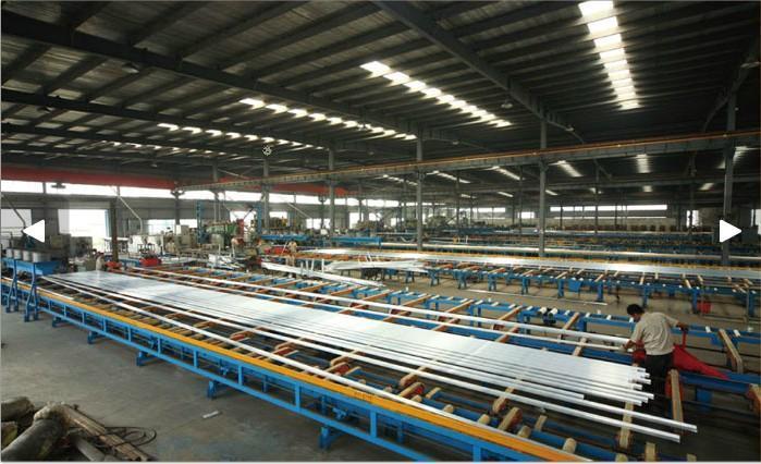 供应工业铝型材铝合金支架铝型材配件青岛鼎盛