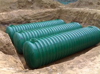 供应天津玻璃钢化粪池图片
