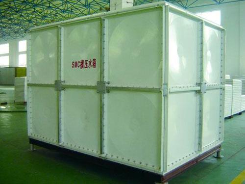 供应山西玻璃钢水箱维修图片