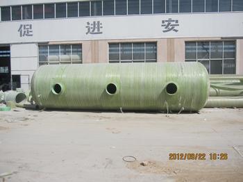供应山西玻璃钢化粪池供应商图片