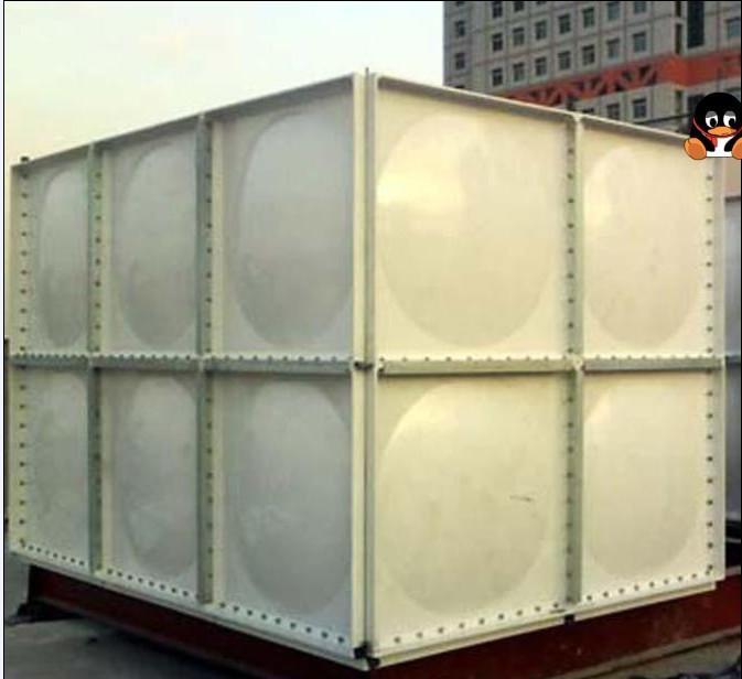供应太原哪里有卖玻璃钢水箱的图片
