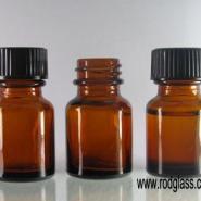 10ml棕色试剂香精玻璃瓶配套图片