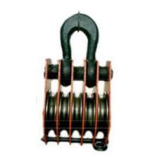 供应5轮吊环型滑车