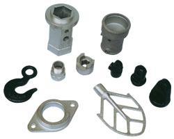 不锈钢锁壳精铸件-谢岗不锈钢精密铸造加工