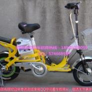14寸电单车图片