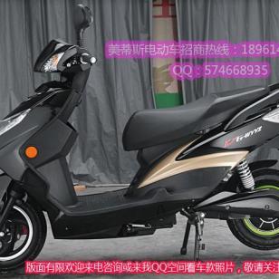劲战电动摩托车图片