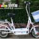 小公主电动自行车图片