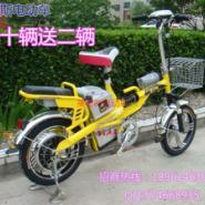 学生电动自行车图片