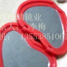 折叠玻璃化妆镜生产加工厂