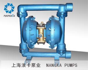 铸铁气动隔膜泵图片/铸铁气动隔膜泵样板图 (1)