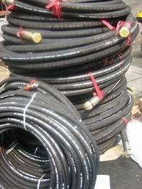 供应武汉高压编织胶管哪儿便宜—高压钢丝编织胶管工作温度