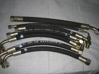 供应如何正确的安装高压胶管总成/ 武汉高压胶管总成批发