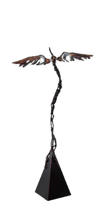 雕塑抽象雕塑案头摆件酒店艺术品