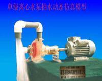 供应水泵模型教学
