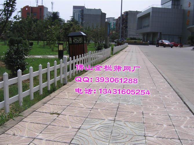 供应广东小区护栏生产图片