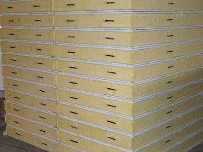供应上海聚氨酯复合板图片